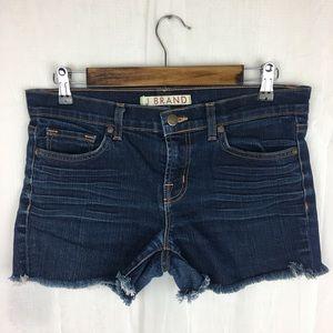 "J Brand Denim Cutoff Shorts ""The Pencil Leg"" EUC"